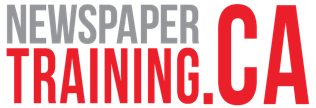 Newspaper Training